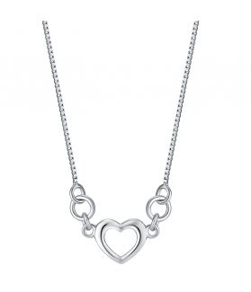 Diamond Heart of Love Necklace